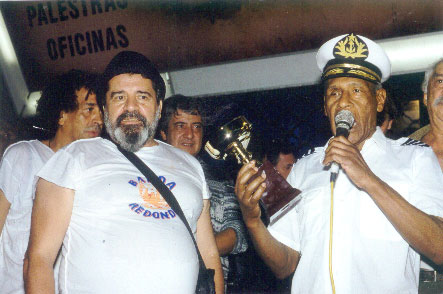 Marcos Carnaval and Paulo Jeveaux Funk Samba and Capoeira